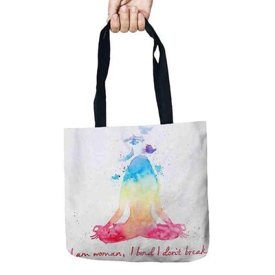 Inspirational Linen Tote Bag 19 Bags