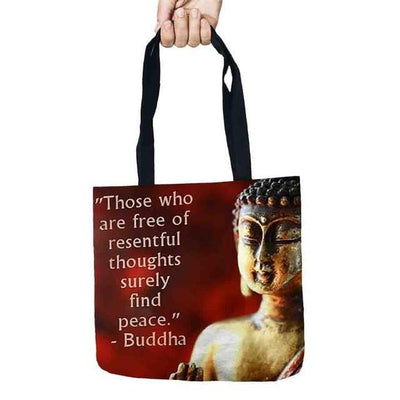 Inspirational Linen Tote Bag 21 Bags