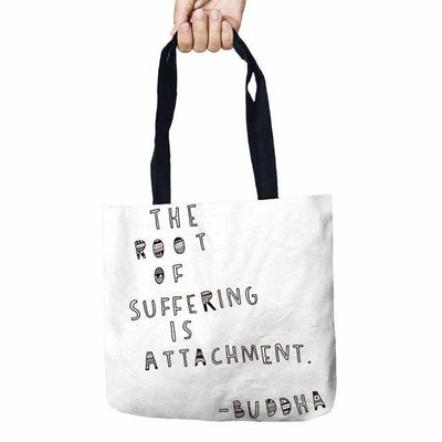 Inspirational Linen Tote Bag Style 2 Bags