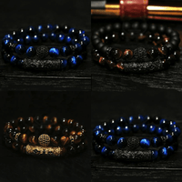 Intensity Stones Bracelet Set Bracelet