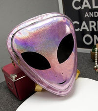 Laser 3D Harajuku Aliens Backpack Type4 Bags