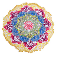 Limited Edition Rounded Mandala Boho Tapestry Pattern 5 Tapestry
