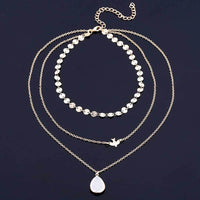 Love Of A Goddess Opalite Necklace Necklace