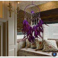 Lovely Purple Rose Dream Catcher Dreamcatchers