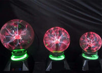 Magic LED Crystal Plasma Sphere LED Lamp