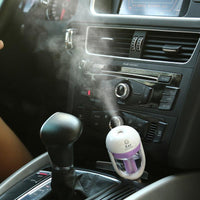 Mini Car Aromatherapy Diffuser and Humidifier Accessories