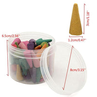 Mixed Scented Tower Incense Cones Incense