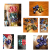 Multi-sided 7 different Dice Set Toys