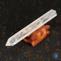 Natural Clear Quartz Healing Crystal Wand Crystal Wands