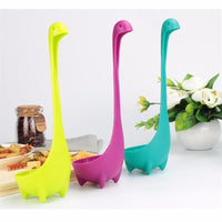 Nessie Standing Soup Ladle Tools