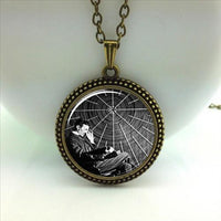 Nikola Tesla Inspirational Necklace Bronze 1 Necklaces