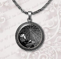 Nikola Tesla Inspirational Necklace Silver 1 Necklaces