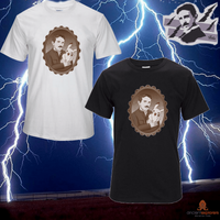 Nikola Tesla Modern Shirts Men