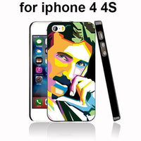 Nikola Tesla Pop Art Phone Case iPhone 4 / 4S Accessories
