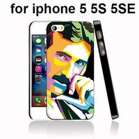 Nikola Tesla Pop Art Phone Case iPhone 5 / 5S Accessories