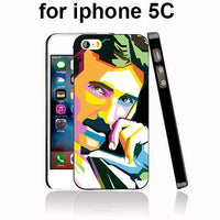 Nikola Tesla Pop Art Phone Case iPhone 5C Accessories
