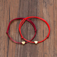 One Love Lucky Handmade Rope Bracelet Bracelet
