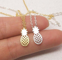 Pineapple Pendant Necklace Necklace