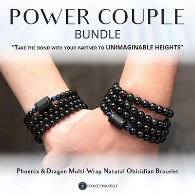 Power Couple Bundle Bracelet
