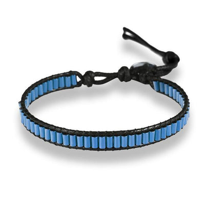 Powerful Magnetic Hematite Energy Bracelet Blue Bracelet
