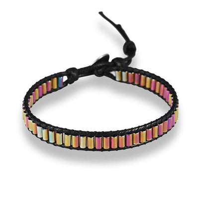 Powerful Magnetic Hematite Energy Bracelet Colorful Bracelet
