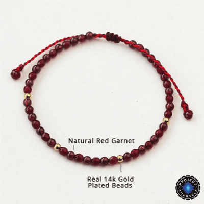 Powerful Mini Gemstone Bracelet Bracelet