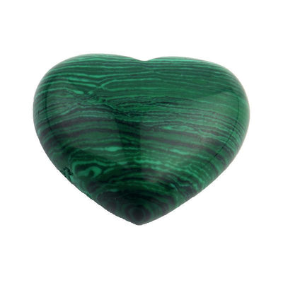 Powerful Reiki Heart Stone Malachite Crystals
