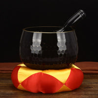 Frequency Of Peace Tibetan Singing Bowl Set