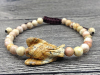 Guardian Angel Stone Bracelet
