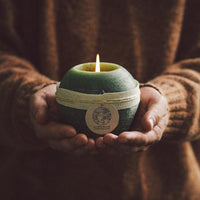 Relaxing Smokeless Matcha Scented Candle