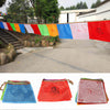 Tibetan Printed Buddhist Lung Ta Prayer Flags