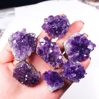 Healing and Gratitude Amethyst Cluster
