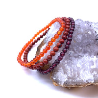 Healing and Energizing Natural Stone Bracelets