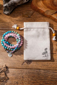 The Oasis Of Calm Mala Beads
