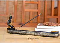 Buddha Resin Stick Incense Burner