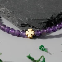 The Loving Spirit Amethyst Anklet