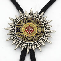 Instrument of Wealth Sri Yantra Necklace