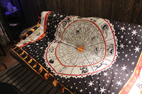 Astral Tarot Tapestry