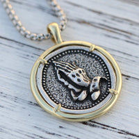 Prayer Warrior Necklace