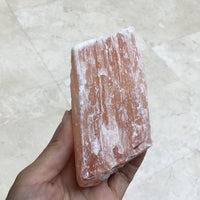 Healing Raw Yellow Selenite Crystal