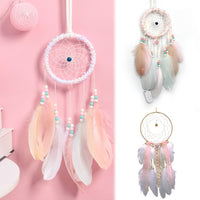 Lace Wrapped Love Dream Catcher