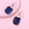 Wisdom and Truth Lapis Lazuli Earrings