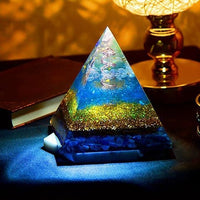 Field of Life Reiki Healing Orgone Pyramid
