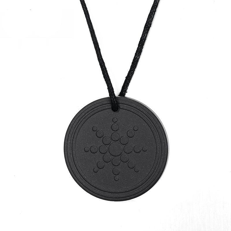 balance p magnetic s chain of necklace scalar energy pendant quantum bio powerful picture