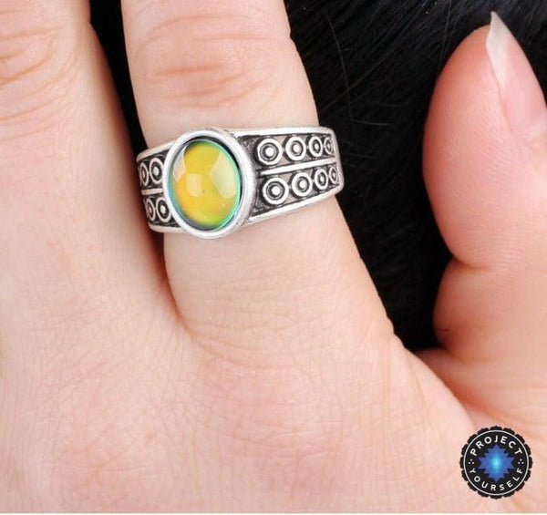What Kind Of Stone Is A Mood Ring