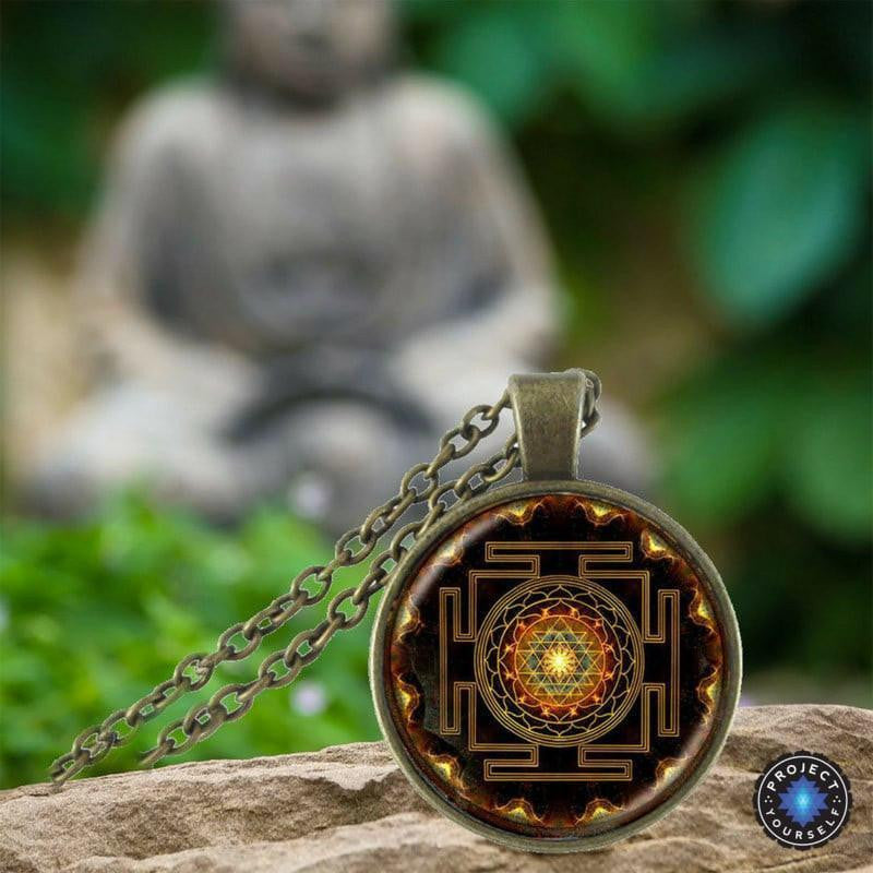 Collections - Sri Yantra - Project Yourself