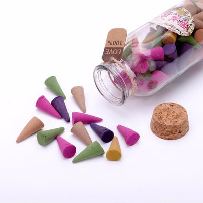 Scents In A Bottle Incense Cones Incense