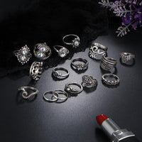Serenity Ring Set Rings