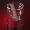 Skull Head Shot Glass Drinkware