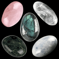 Spirit Palm Stone Crystals